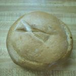 Taco Soup Bread Bowl Lunch – yum!!!!