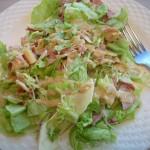 Unwich salad = yum!