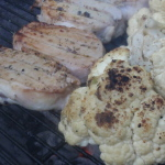 Grilled Cauliflower – its a good thing!