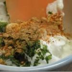 BSI – Lime!  Beef and Black Bean Empanadas with Cilantro-Lime Dip