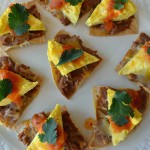 Breakfast Nachos . . . How Could I forget?!