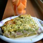 Broccoli Cheddar Soup.