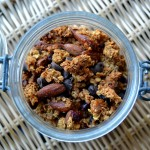 Winners!  Super Crunchy Granola
