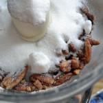 Cranberry Pecan Struessel Muffins