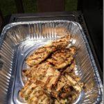 Orange Chipotle Chicken Tacos