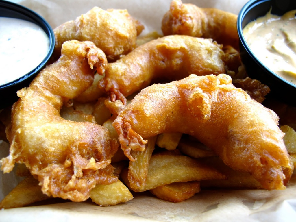I love long john silvers my bizzy kitchen for Long john silver s fish batter recipe