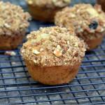Chobani Banana Granola Crunch Muffins