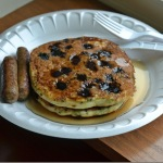 Greek Chicken and Potato Pancakes