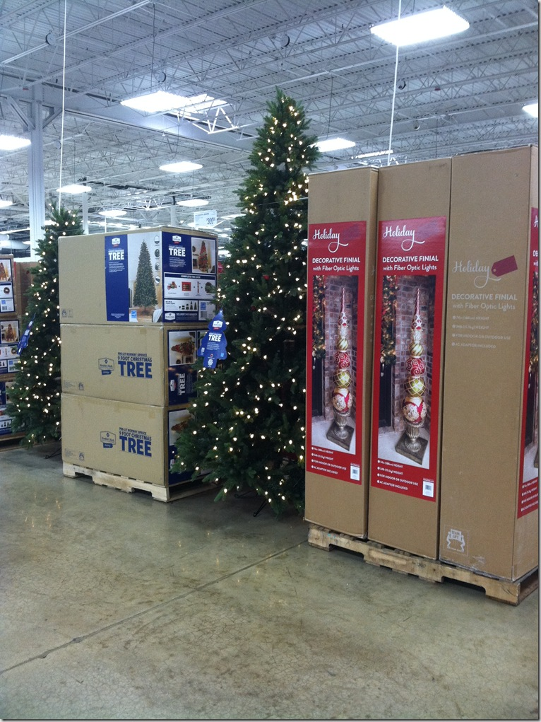 seeing christmas decorations and hearing the holiday music piping through sams club 1013 025 - Sams Club Christmas Decorations