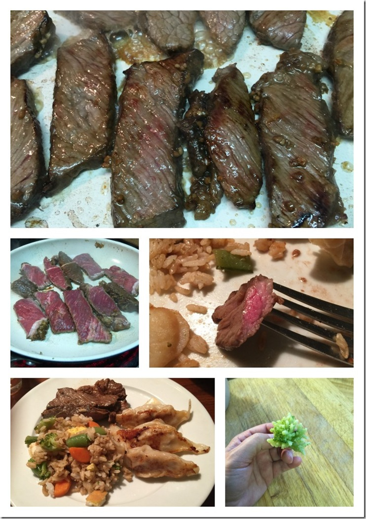 PicMonkey Collage - sat dinner
