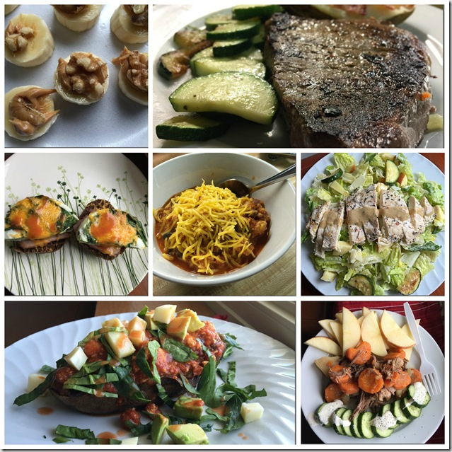 PicMonkey Collage - weekly eats