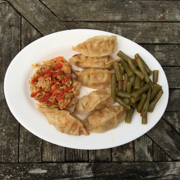 Making pot stickers at home is so easy - you'll never get takeout again!