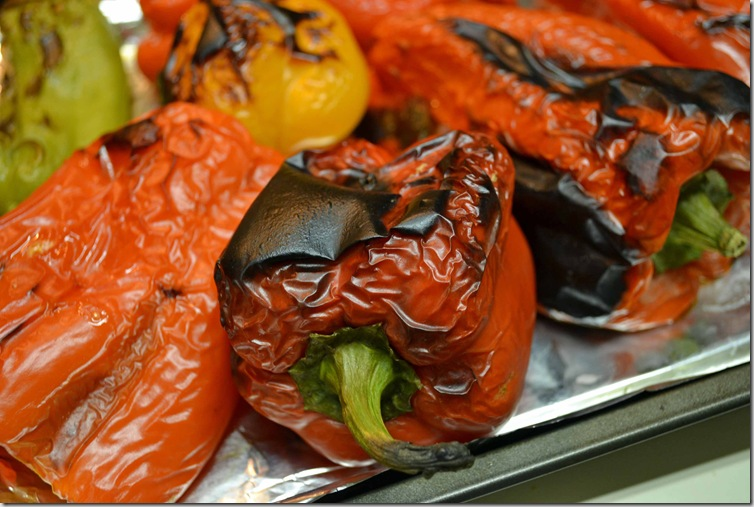 roasted pep