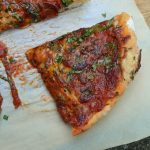 Deep Dish Pizza . . .a bit healthier!