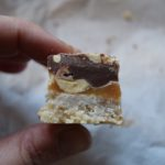 Homemade Snicker Bars