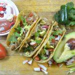 Pork Jalapeno Popper Tacos