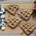 Hash Waffle and Weekly Menu
