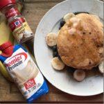 Premier Protein Snickerdoodle Pancakes