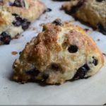 Premier Protein Blueberry Scones