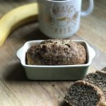 Mini Banana Poppy Seed Bread