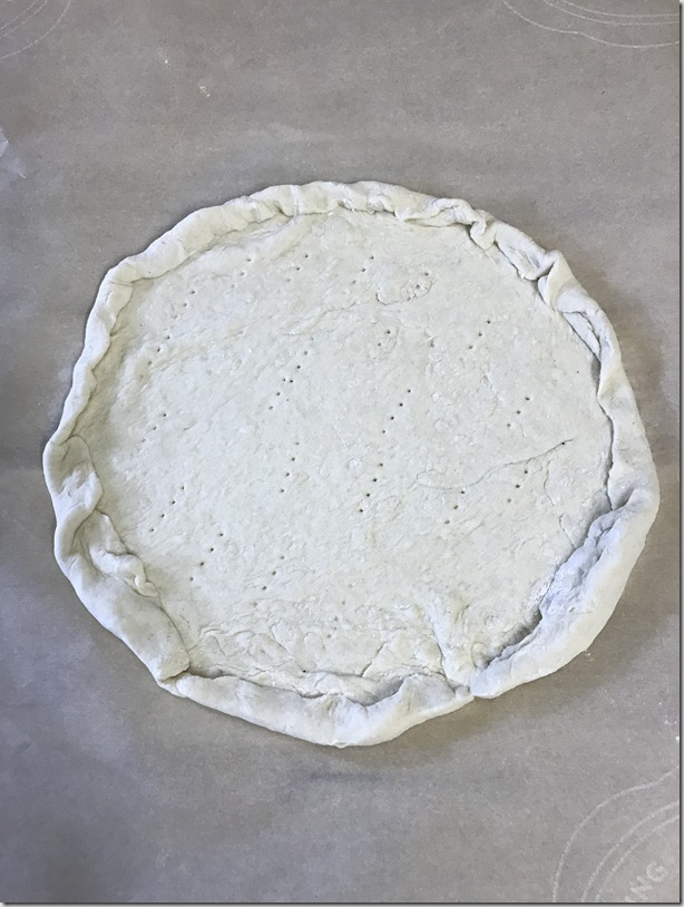 Skinny Pizza Dough My Bizzy Kitchen