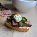Steak Crostini