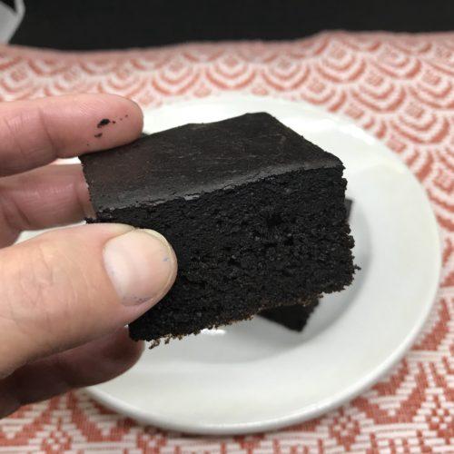 Skinny chocolate cake